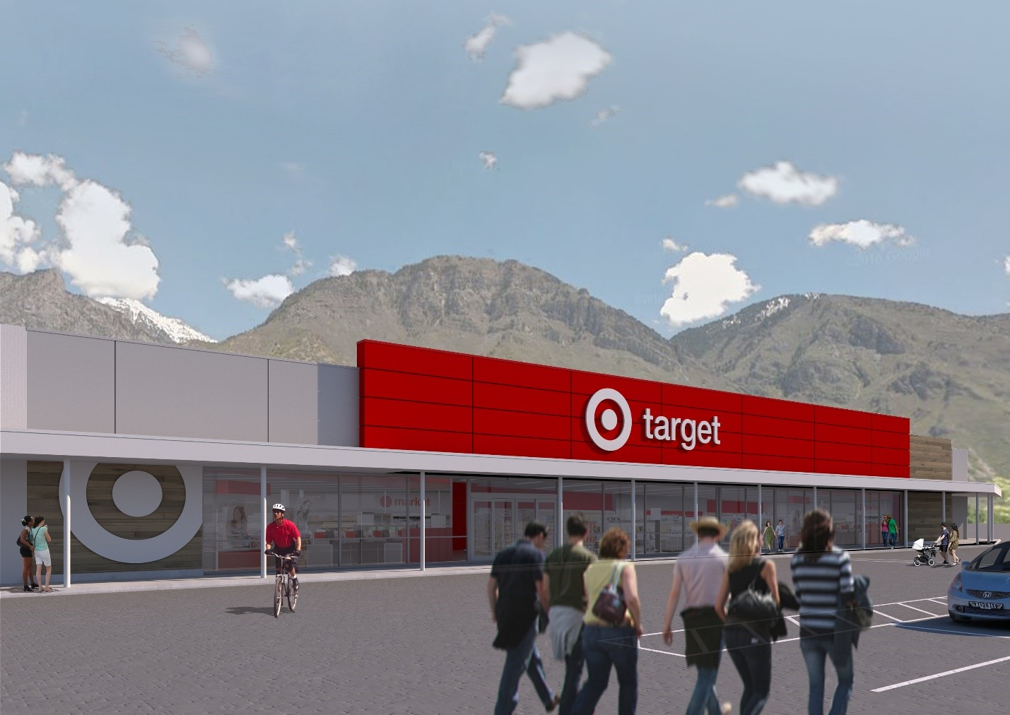 Target Coming to BYU
