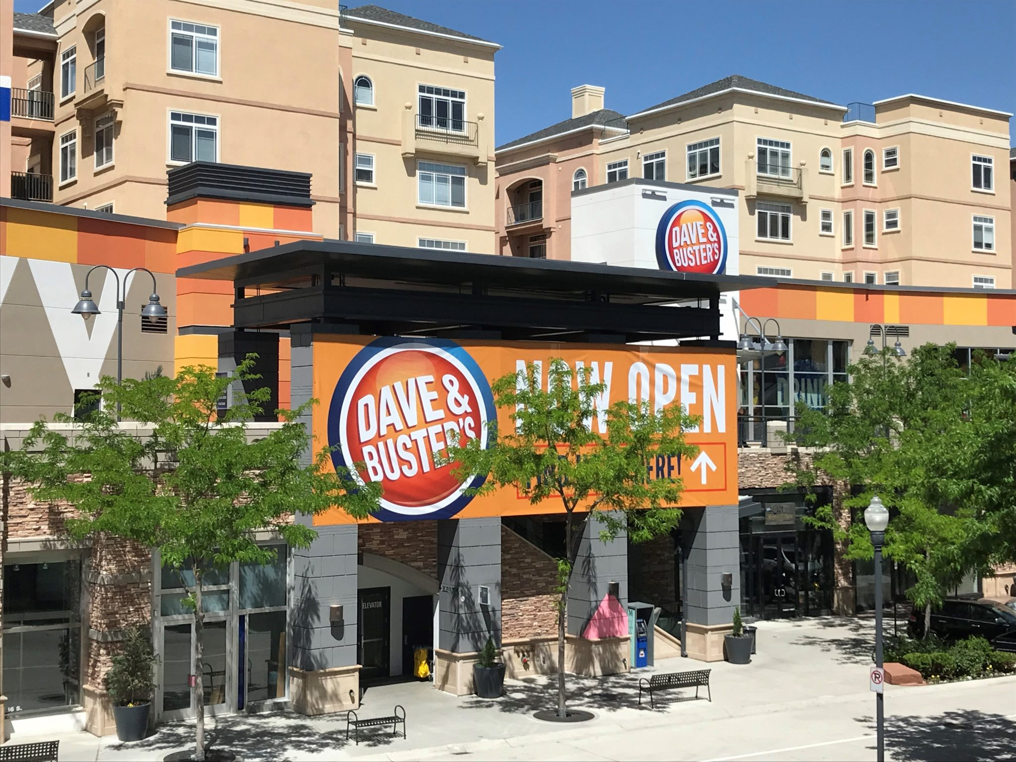 Dave & Buster's Broker Event at The Gateway