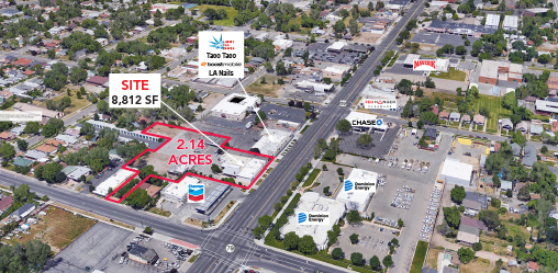 Mountain West Commercial Real Estate finds Buyer  for Apartment Land in Ogden