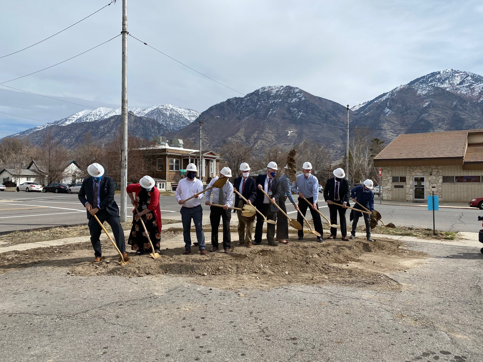 Affordable Housing for Autism Breaks Ground in Provo, Utah