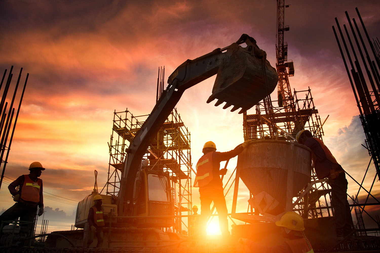 Coming out of the Pandemic, the Sky-Rocketing Price of Construction Materials